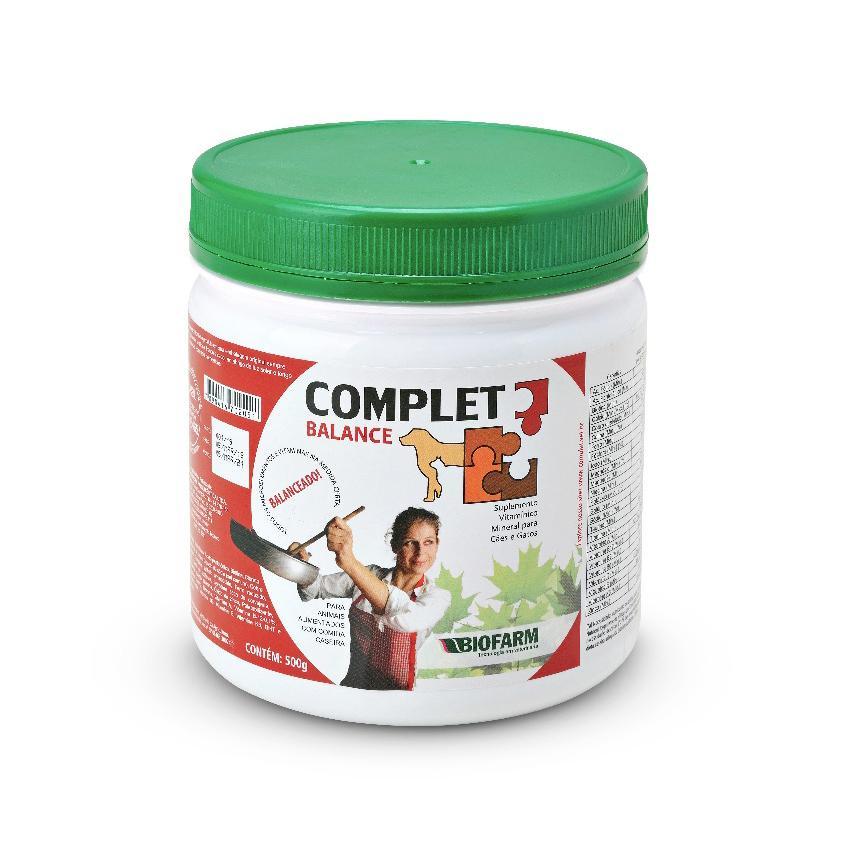 Complet Balance Suplemento Biofarm 500g