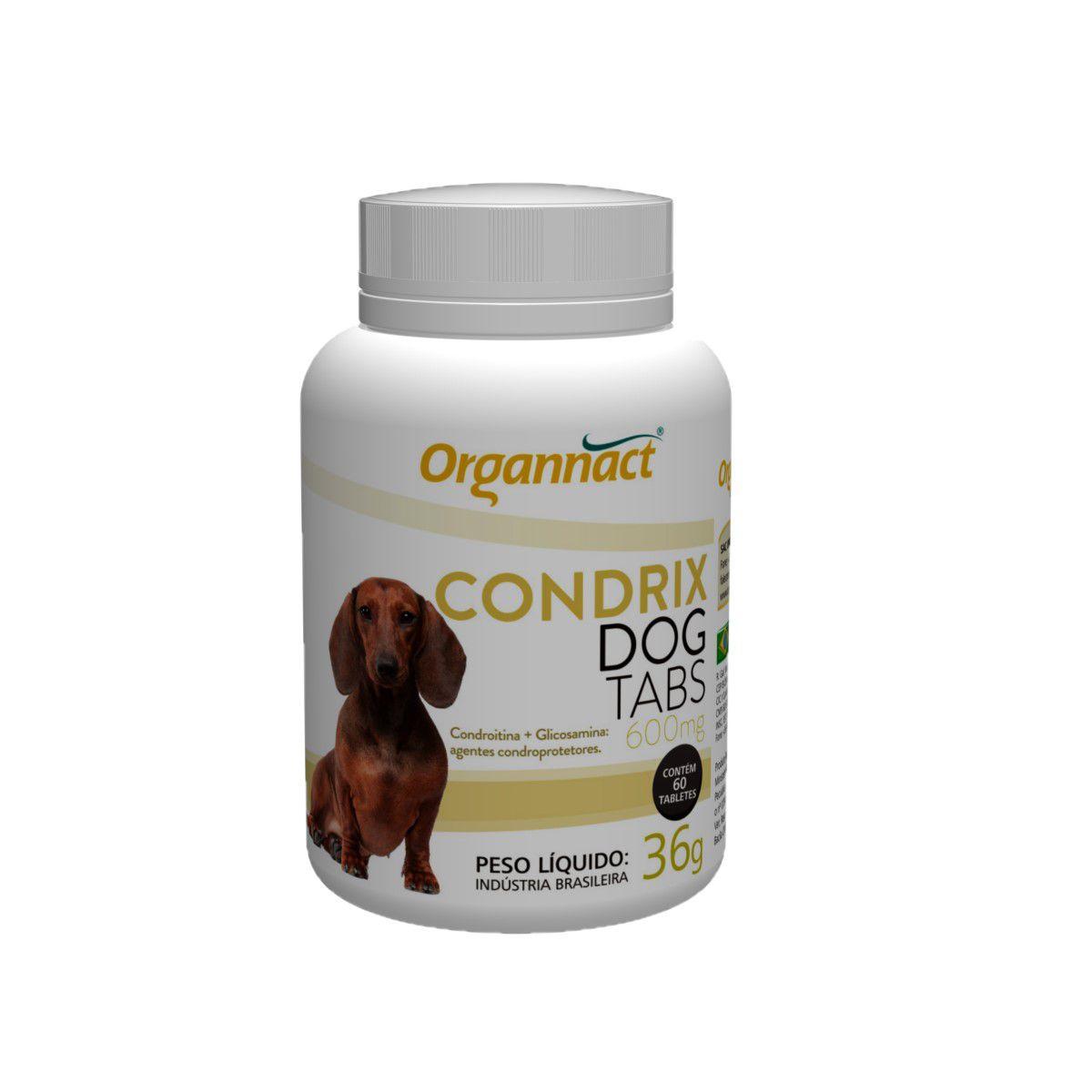 Condrix Dog 600mg 60 tabletes