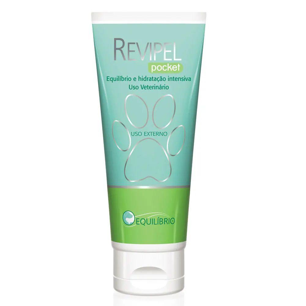 Creme Revipel Pocket 70g Equilíbrio E Hidratação