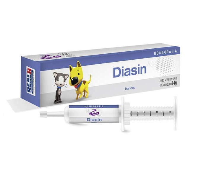Diasin 14g Homeopatia Real H Homeo Pet