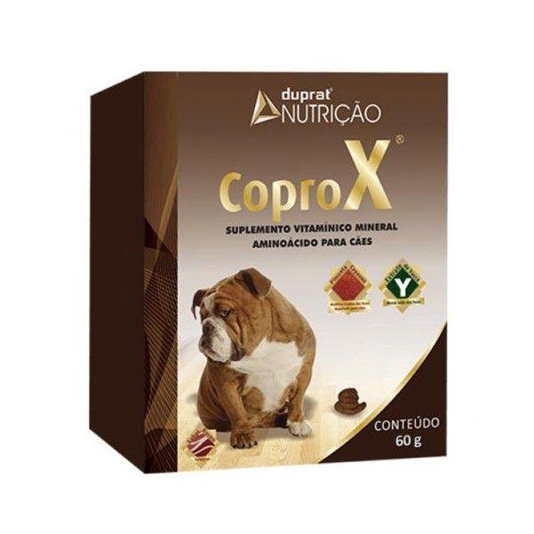 Duprat Coprox 60g Suplemento Vitamínico para Cães