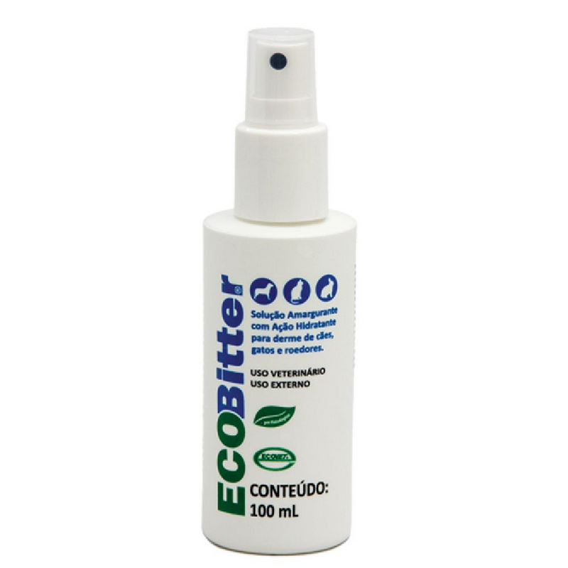 Ecobitter Spray Ecovet 100ml