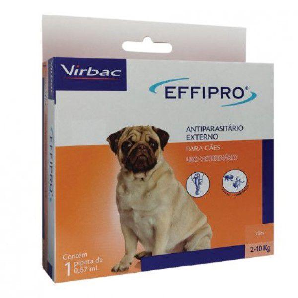 Effipro Cão 2-10kg