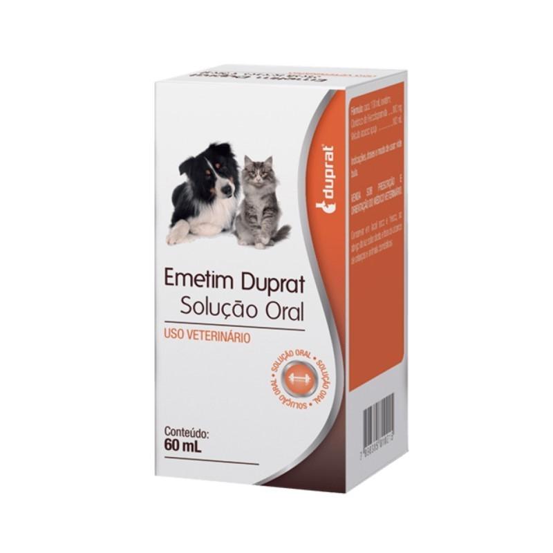 Emetim Solução Oral Duprat 60ml