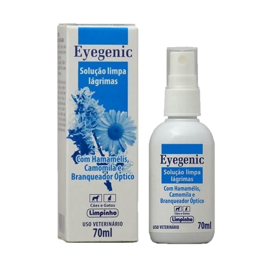 Eyegenic Solução Limpa Lagrimas 70ml