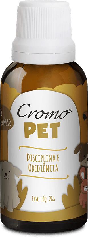 Floral Cromo Pet Disciplina e Obediência 26g
