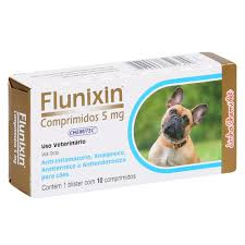 Flunixin Comprimidos 5mg - Chemitec