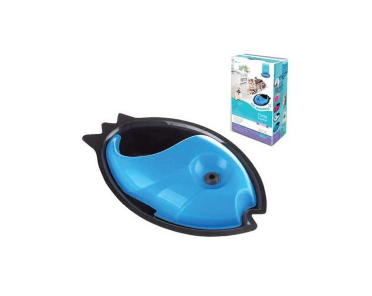 Fonte agua Waterland Para Gatos Com Filtro 500ml - Chalesco