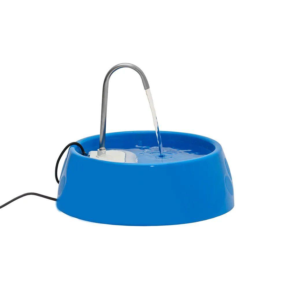 Fonte Bebedouro Aqua Mini para Cães e Gatos Azul Bivolt