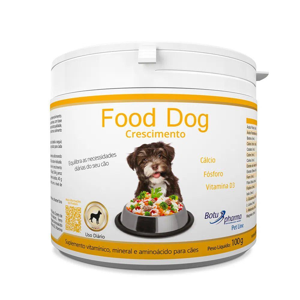 Food Dog Crescimento 100 G