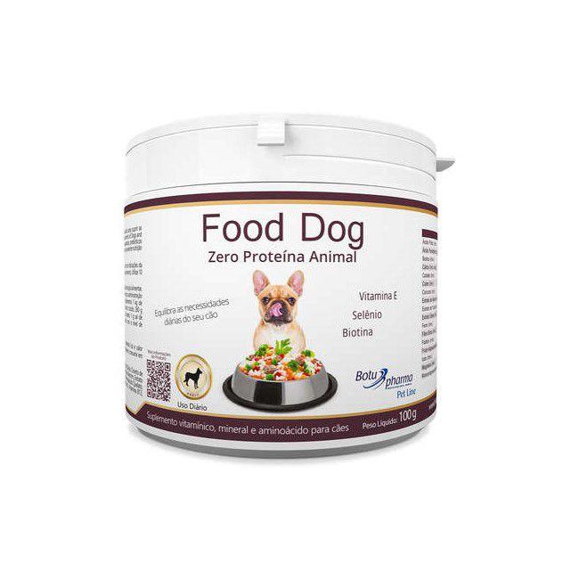 Food Dog Zero Proteina Animal 100g