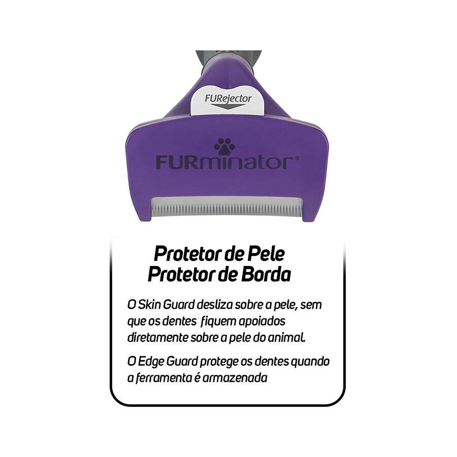 Furminator Para Gato Medium/Large Short Hair