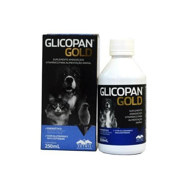 Glicopan Gold Vetnil - 250ml