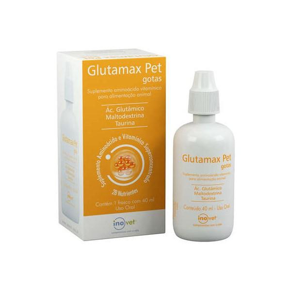 Glutamax GP Suplemento Vitamínico 40ml
