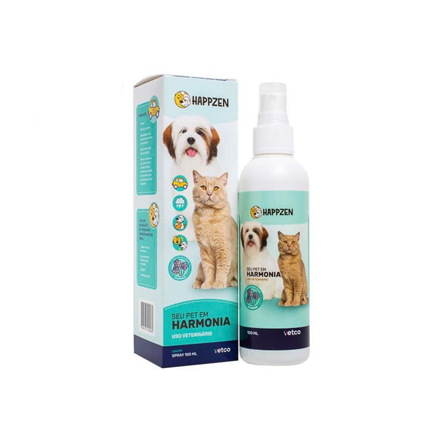 Happzen Seu Pet em Harmonia Spray 100ml