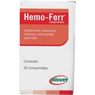 Hemo-ferr 30 comprimidos