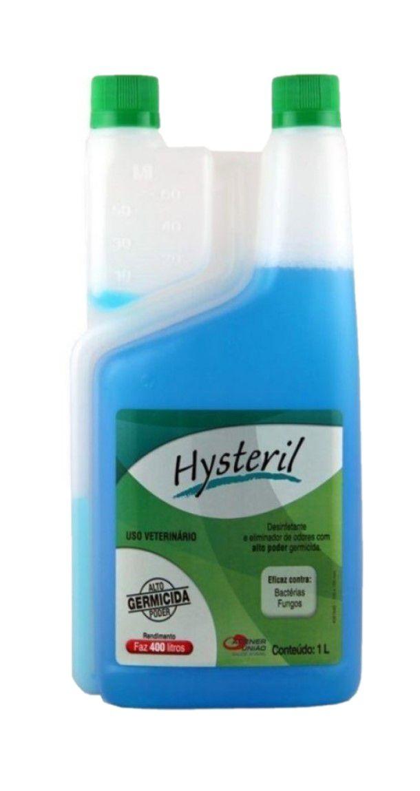 Hysteril 1 L Desinfetante E Eliminador De Odores