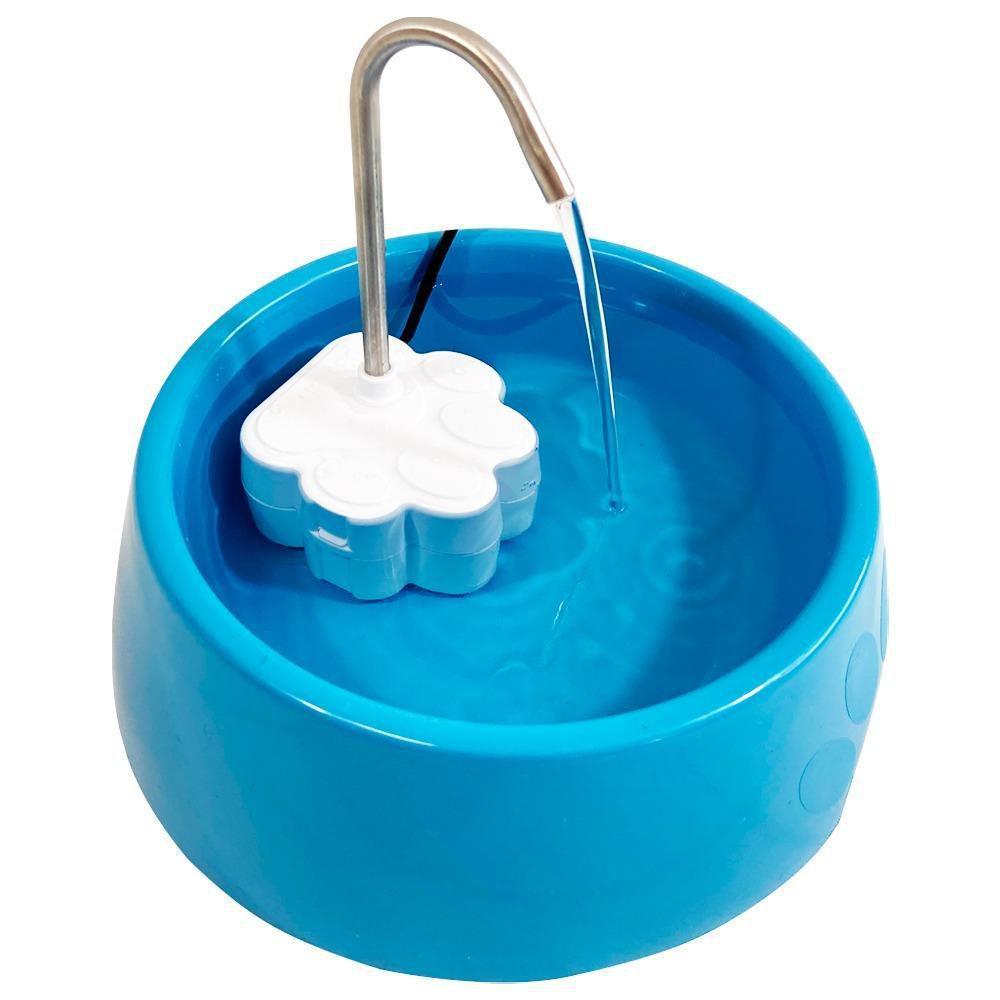 Kit Fonte Petlon Baby Para Cães e Gatos - Azul 110v