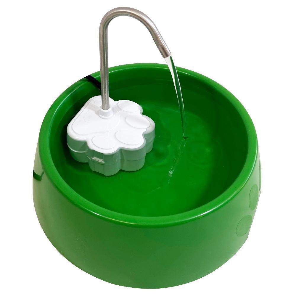 Kit Fonte Petlon Baby Para Cães e Gatos - Verde 110v