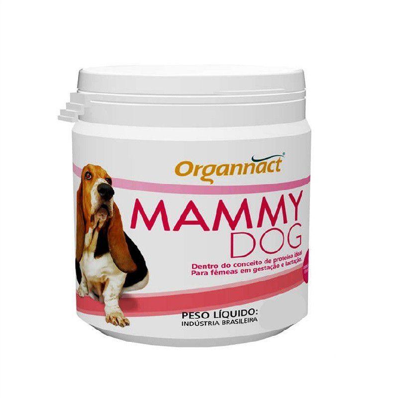 Mammy Dog 120g Organnact