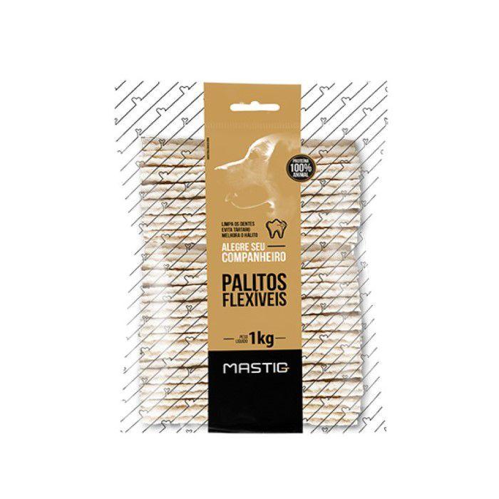 Mastig Palito Flex Natural Premium Para Cães 1kg