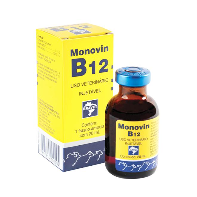 Monovin B12 20ml Bravet