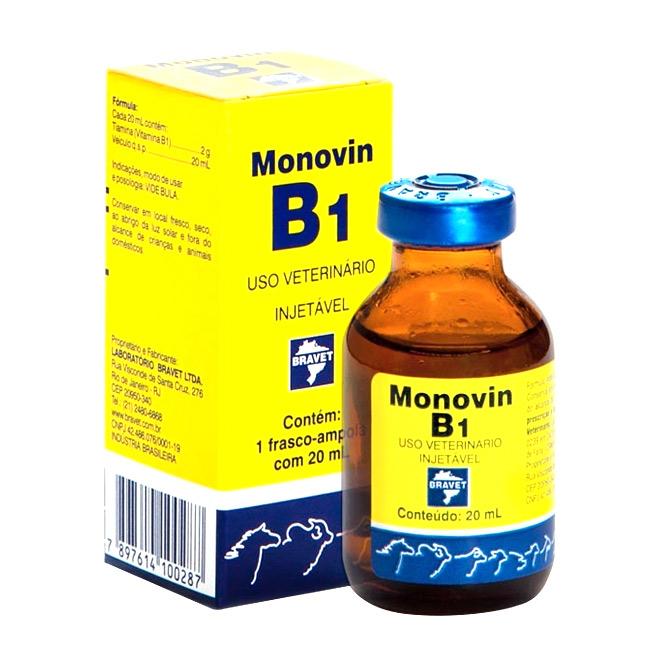 Monovin B1 20ml Bravet