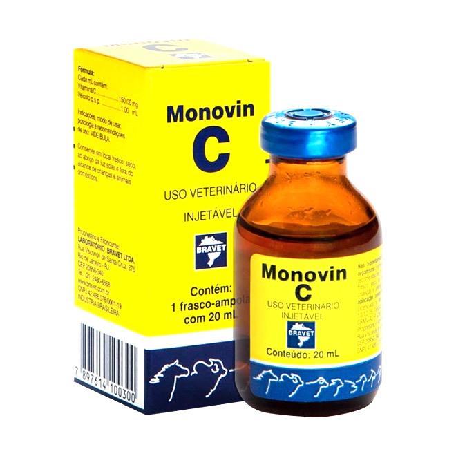 Monovin C 20ml Bravet