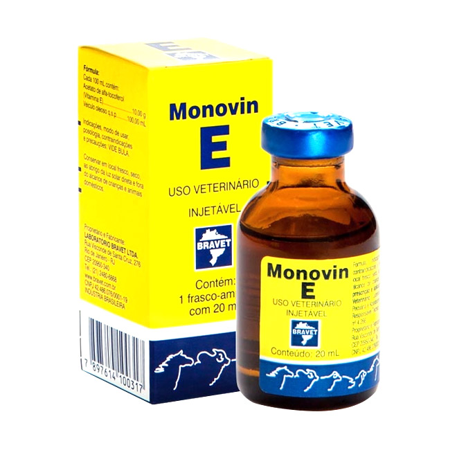 Monovin E 20ml Bravet