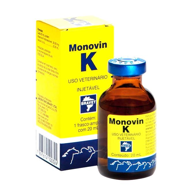 Monovin K 20ml Bravet