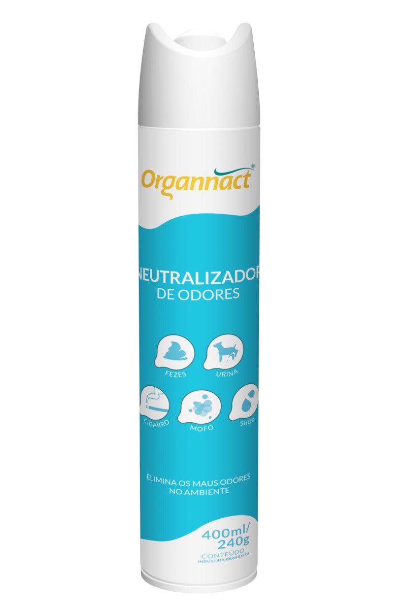 Neutralizador De Odores 400 ml Organnact