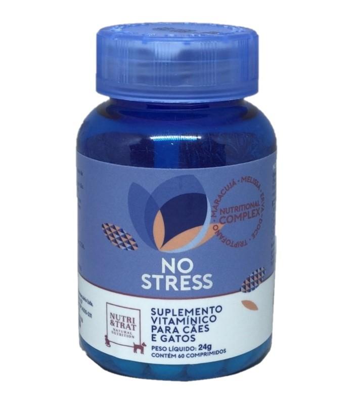 No Stress Suplemento Vitamínico 60 Comprimidos Centagro