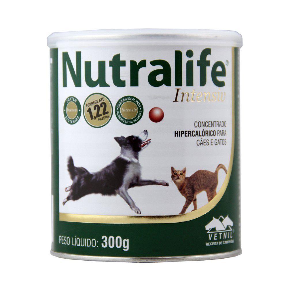 Nutralife intensiv 300g Vetnil Para Cães e Gatos