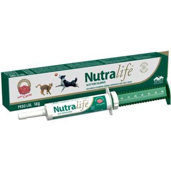 Nutralife Vetnil 14 Gr Suplemento Hipercalórico