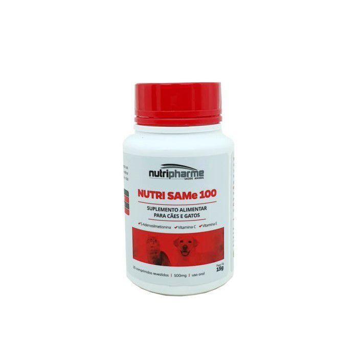 Nutri Same 100 Com 30 Comprimidos