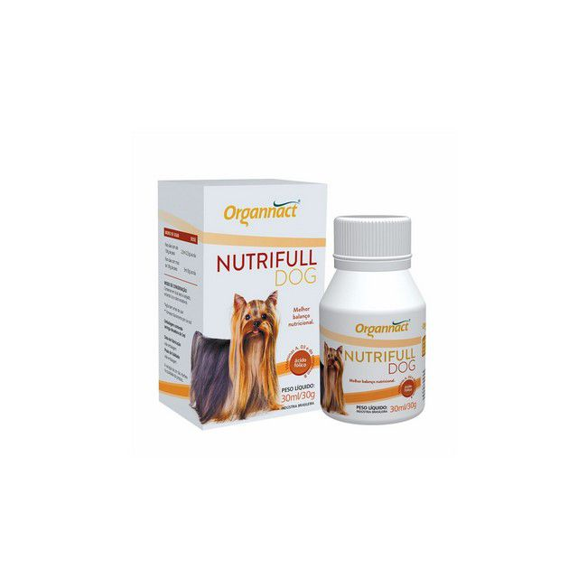Nutrifull Dog 120 ml - Organnact