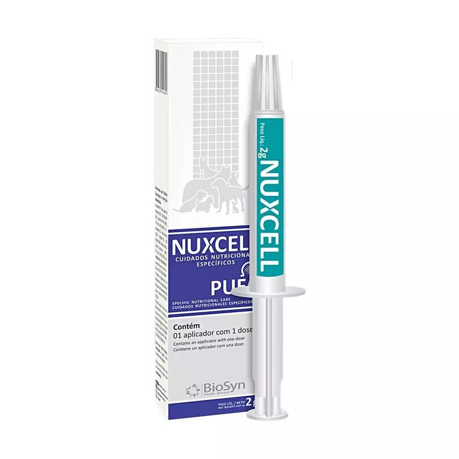Nuxcell PUFA Suplemento para Cães - 2gr