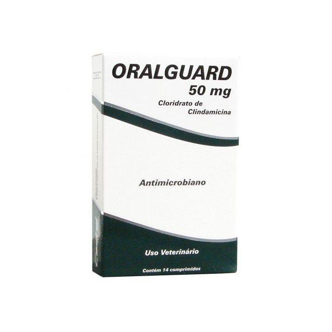 Oralguard 50mg 14comprimidos Cepav