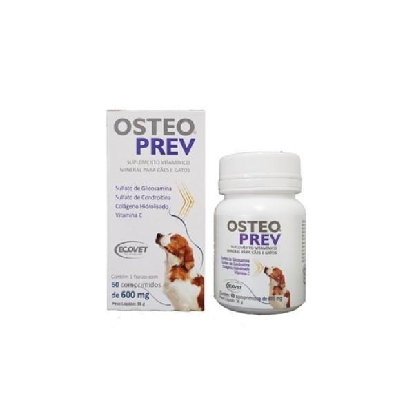 Osteo Prev 600mg 60Comprimidos