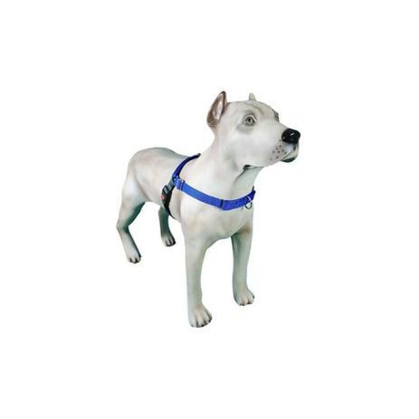 Peitoral K9 Spirit Treinamento para Cães Azul Tamanho G