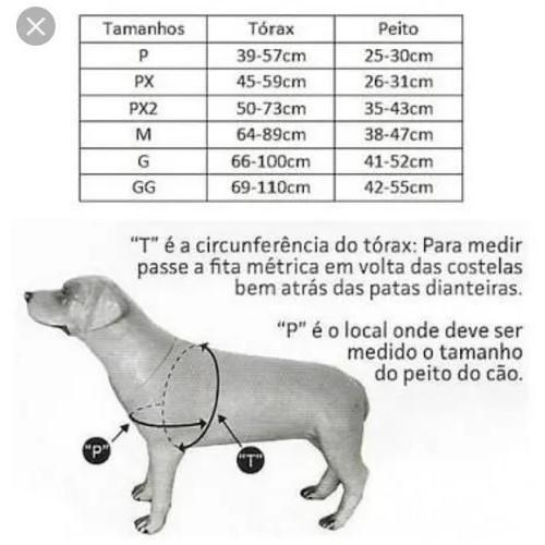 Peitoral K9 Spirit Treinamento para Cães Vermelho Tamanho M