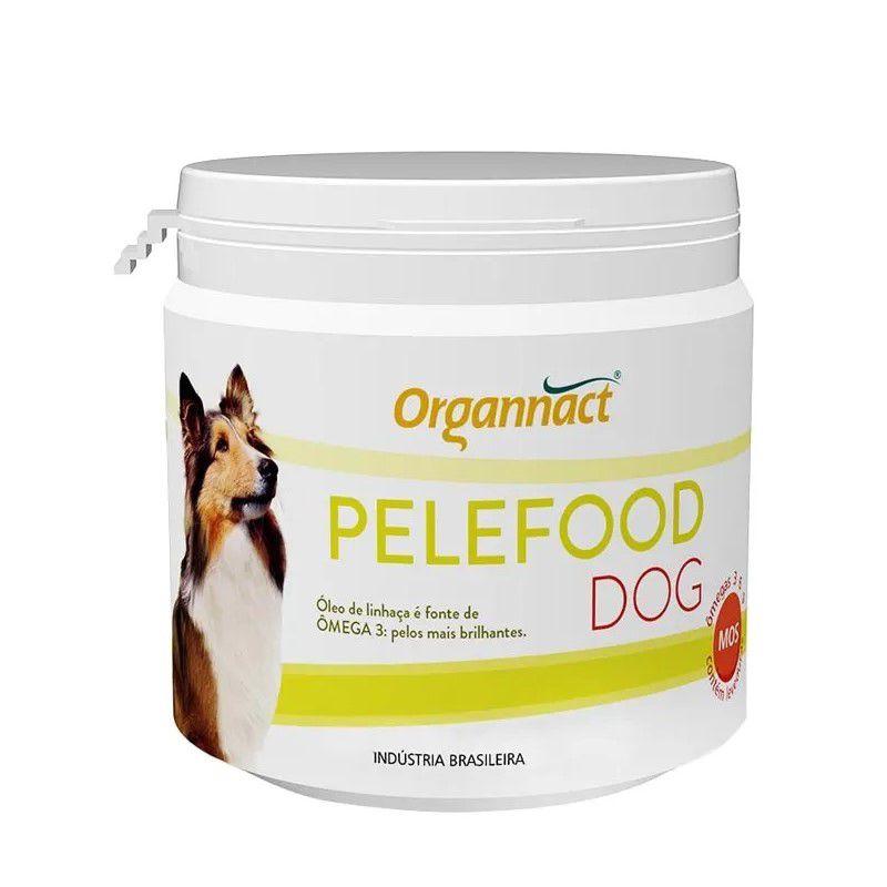 Pelefood Dog 300g Organnact Para Cães