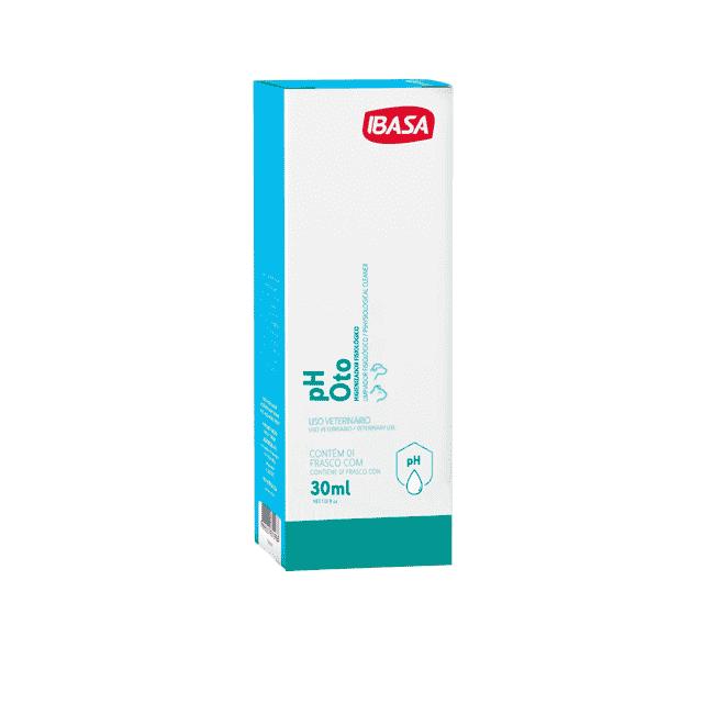 PH Oto Higienizador Otológico Ibasa 30ml