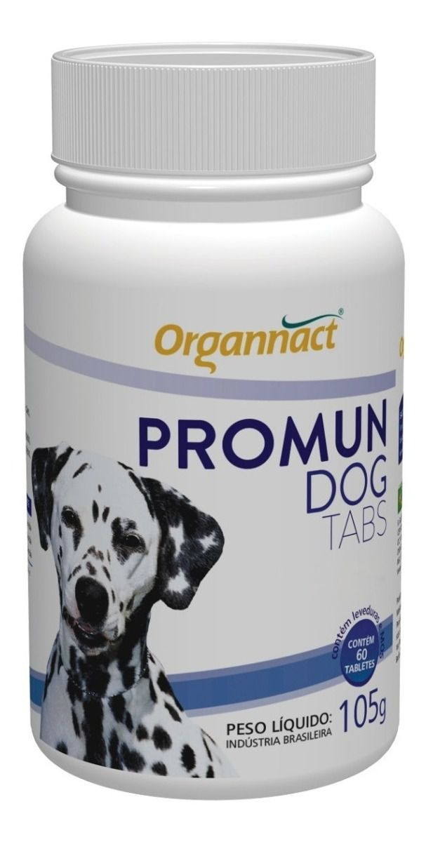 Promun Dog Tabs 105g