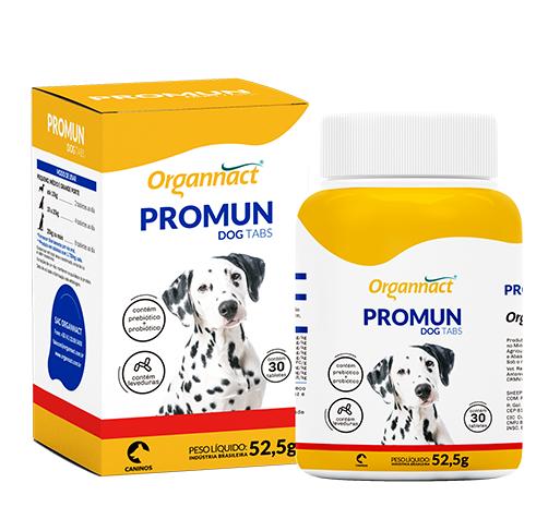Promun Dog Tabs 30 Tabletes 52,5g Organnact