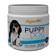Puppy Dog Pó 200g Organnact
