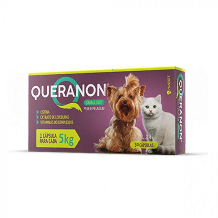 Queranon 3,4g Small Size Suplemento Cães/gatos Avert
