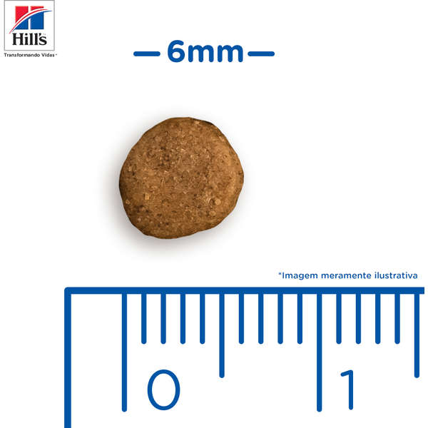 Ração Hill's Prescription Diet R/D Obesidade para Cães Adultos Pedaços Pequenos - 1,5 Kg