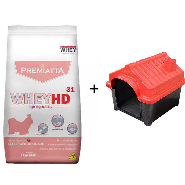 Ração Premiatta 31 Whey HD cachorro adulto raça mini mix 3kg