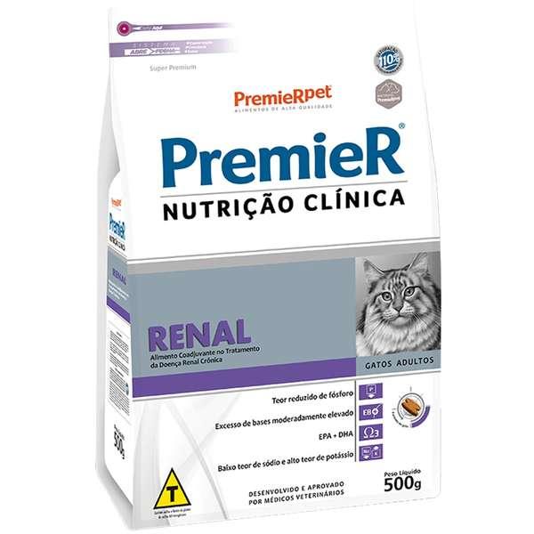 Ração Premier Nutrição Clínica Renal para Gatos - 400g